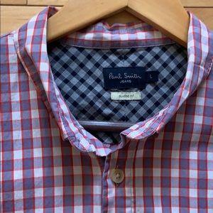 Paul Smith men's button down shirt